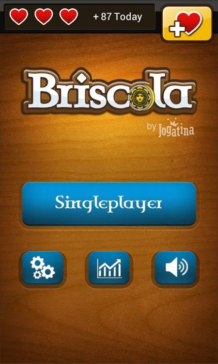 Briscola screenshot