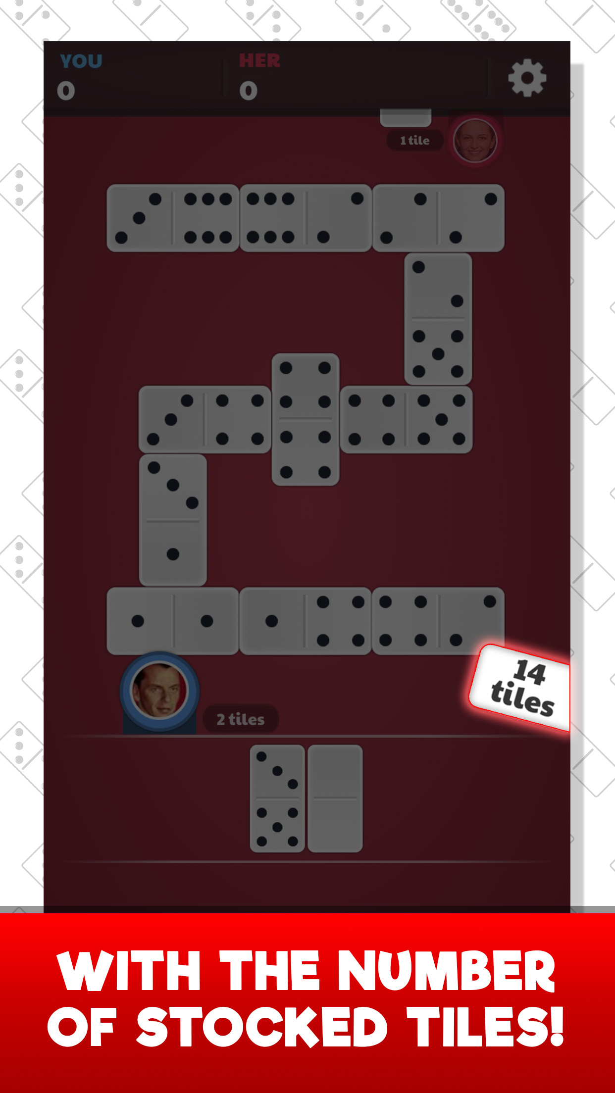 Dominoes screenshot