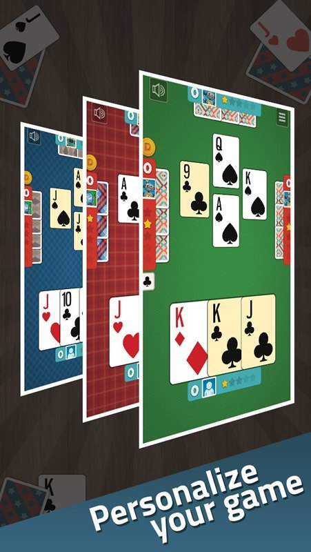 Euchre: Play for free on your smartphone and tablet! - Jogatina Apps