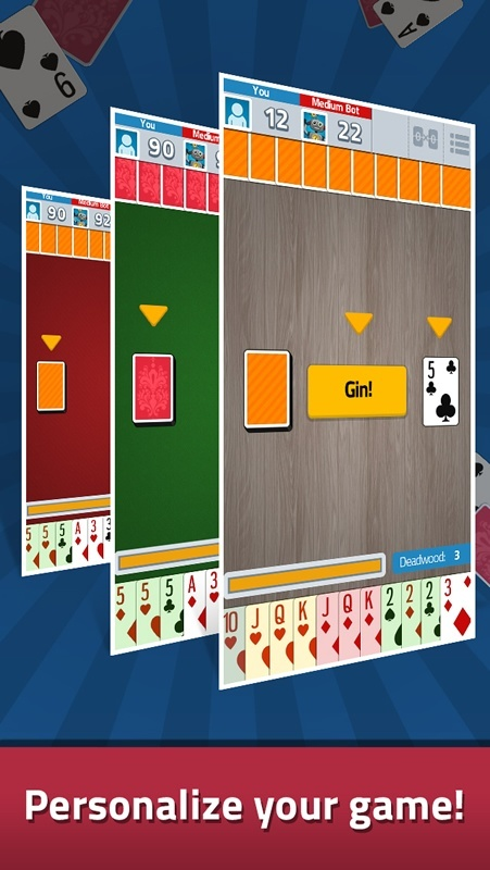 Gin Rummy screenshot