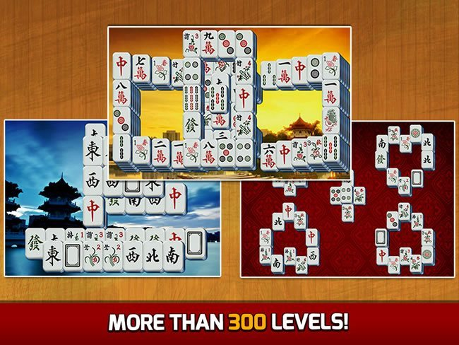 Mahjong Solitaire screenshot