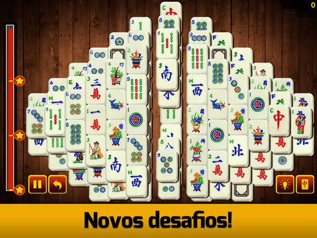 Mahjong Solitaire 2 screenshot
