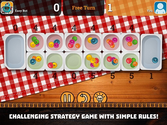 Mancala Marbles screenshot