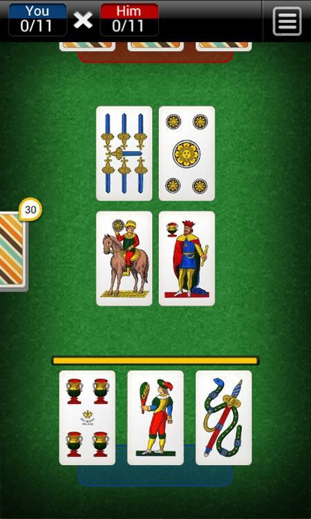 Scopa screenshot