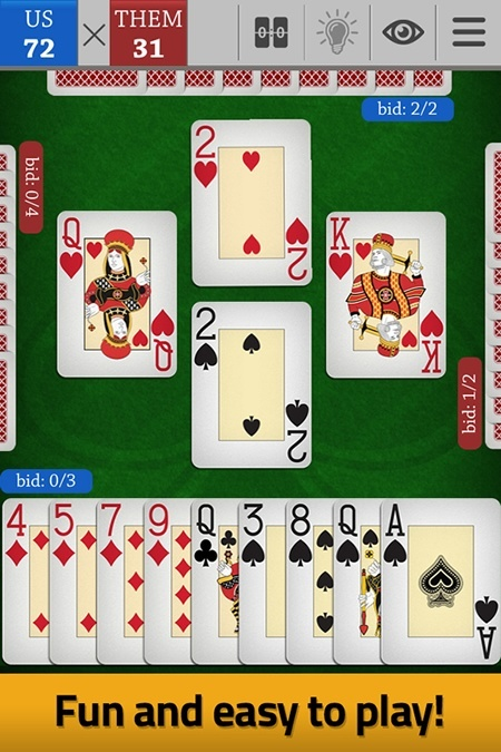 Spades Play For Free On Your Smartphone And Tablet